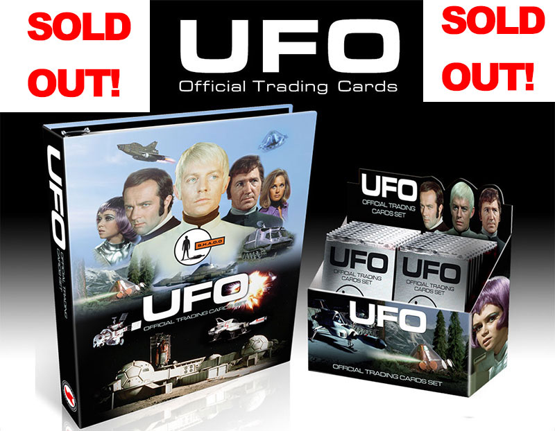 UFO Trading Cards