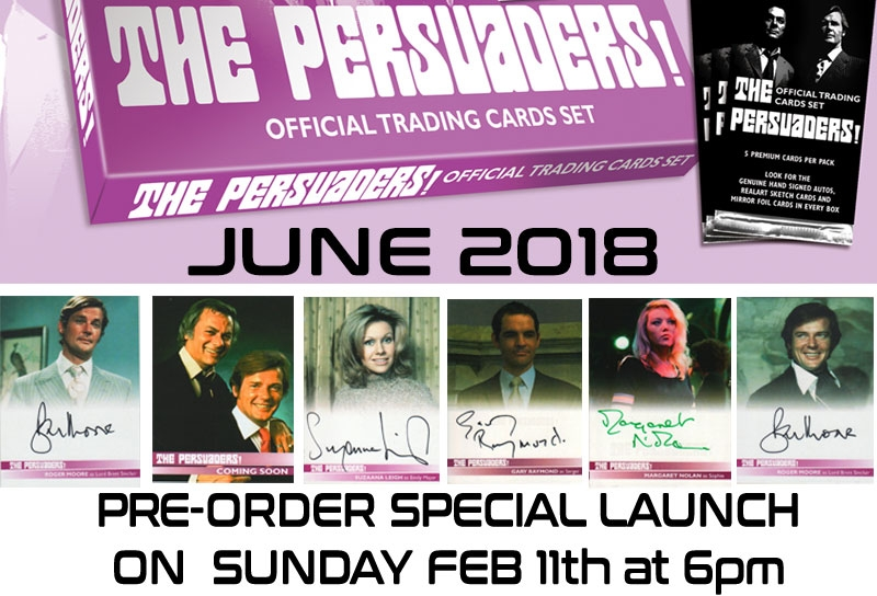 The Persuaders - 2018