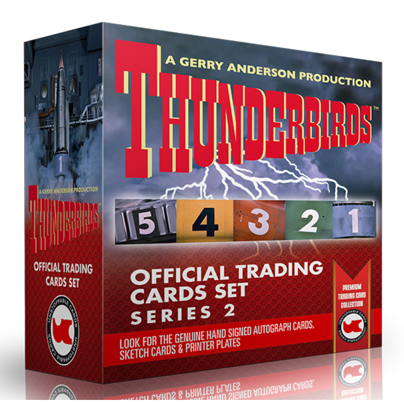Thunderbirds 2 ULTIMATE CASE - TEN BOX DEAL