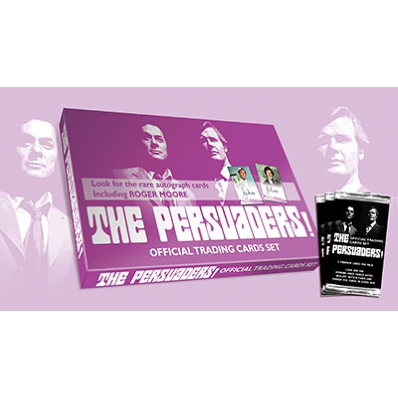 The Persuaders Official - PRE-ORDER FROM FEB 11th