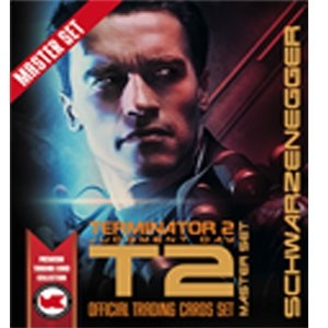 Terminator 2 - T2 CASE of 10 boxes inc GOLD MASTER  *SPECIAL*