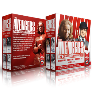 The Avengers Series 1 TRIPLE BOX DEAL + bonuses