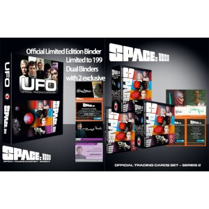 Space 1999 Series 2 BOX & BINDER