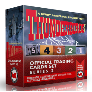 Thunderbirds Series 2 BOX + PROMOS