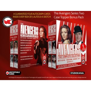 The Avengers Series 2 CASE of 12 Boxes Deal