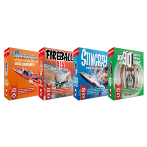 Gerry Anderson Collection CASE WHOLESALE JULY 2017 VAT