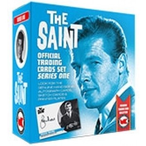 The Saint Official Trading Cards BOX