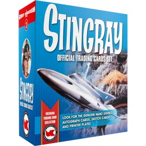 Stingray BOX (Autograph/Sketch) Limited Edition