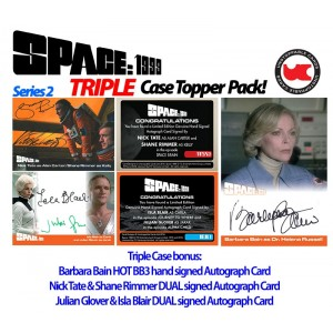 Space 1999 DEALER TRIPLE CASE OF 30 BOXES OFFER