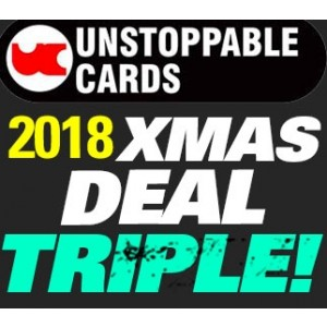 CHRISTMAS TRIPLE CARD DEAL